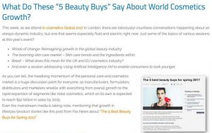 What Do These 5 Beauty Buys- Say About World Cosmetics Growth- (1)