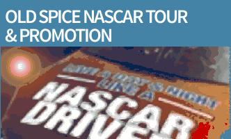 OLD SPICE NASCAR CS Button
