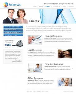 PSI Resources Clients