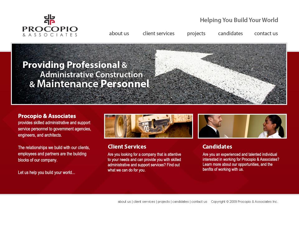 Procopio Website