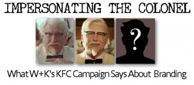 Impersonating The Colonel