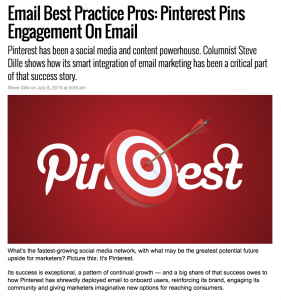 Message Systems MarketingLand column – Pinterest