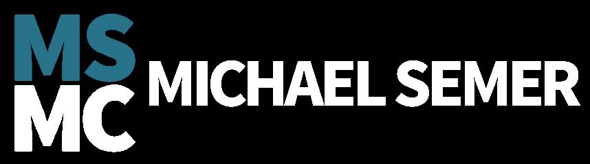 MICHAEL SEMER CONTENT BRANDING BRAINSTORMING CREATIVE