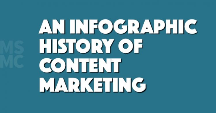 Infographic History Content
