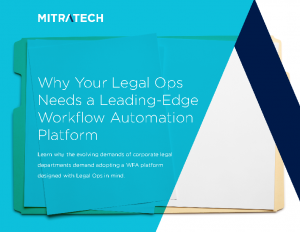 Why Your Legal Ops Needs SaaS WFA