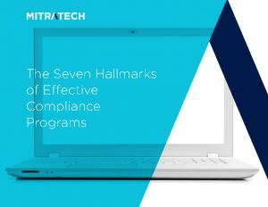 7 Hallmarks of Effective Compliance ebook