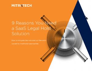 Mitrtech 9 Reasons eBook